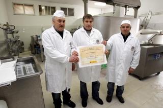 Premio Mejor Queso Fresco de España concedido por el MARGRAMA