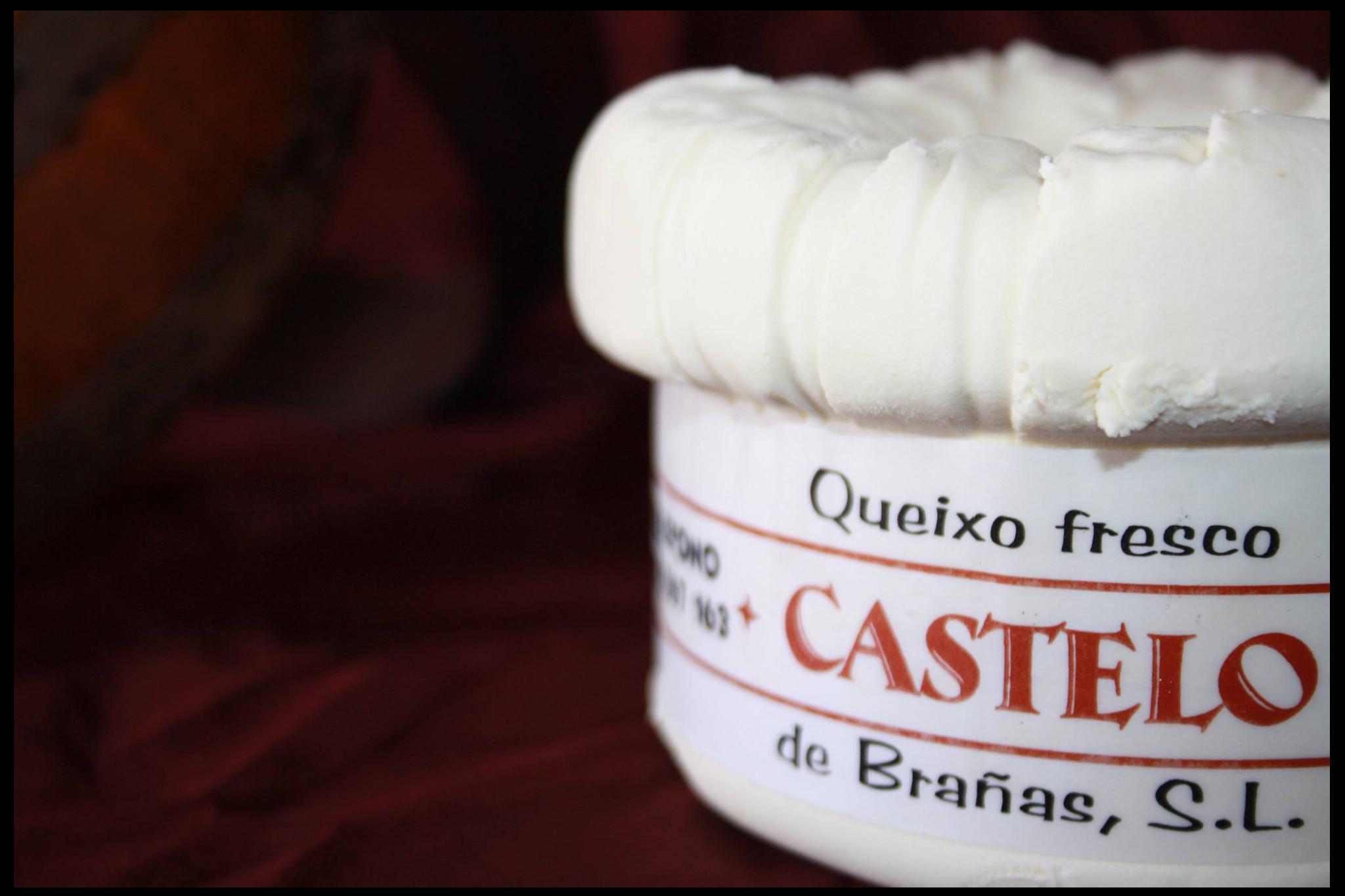 Queso Cebreiro Castelo